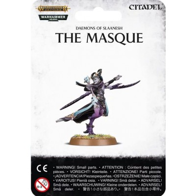 DAEMONS OF SLAANESH THE MASQUE - GAMES WORKSHOP 97-65