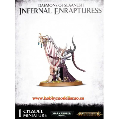DAEMONS OF SLAANESH INFERNAL ENRAPTURES - GAMES WORKSHOP 97-46