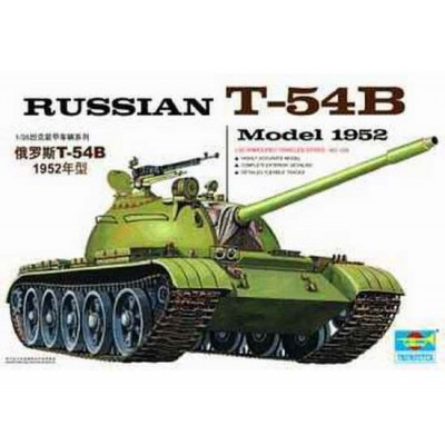 CARRO COMBATE T-54B (1952) -1/35- Trumpeter 00338