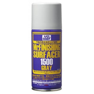 SPRAY IMPRIMACION Mr. SURFACE GRIS 1500 (170 ml)