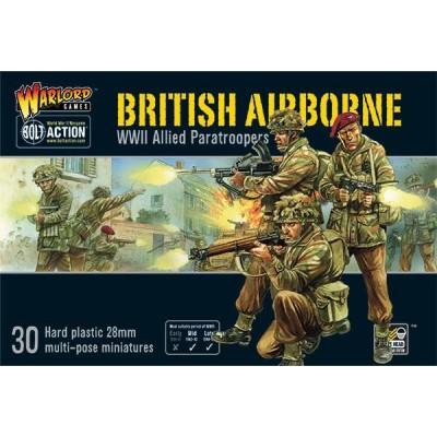 PARACAIDISTAS BRITANICOS (1943/45) -1/56- Warlord Games 402011009