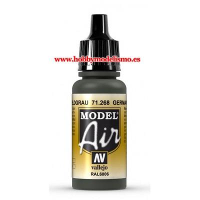 PINTURA ACRILICA FELDGRAU RAK6006 (17 ml)