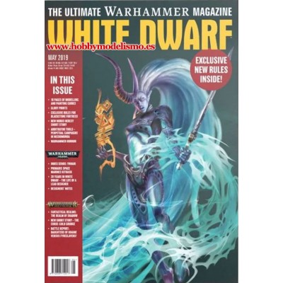 REVISTA WHITE DWARF MAYO 2019 EN INGLES