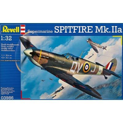 SUPERMARINE SPITFIRE MK-IIa -1/32- Revell 03986