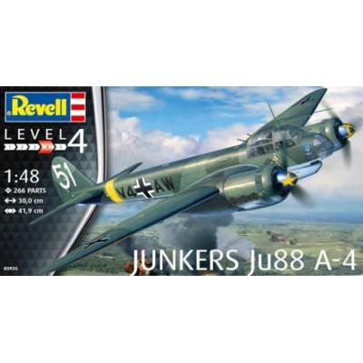 JUNKERS JU-88 A-4 -1/48- Revell 03935