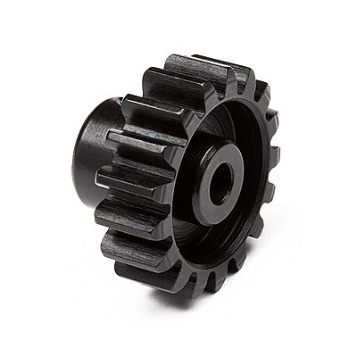 PIÑON 14T PRO Black Aluminium
