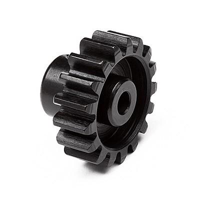 PIÑON 16T PRO Black Aluminium