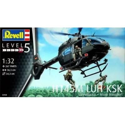 EUROCOPTER H-145 M LUH KSK -1/32- Revell 04948