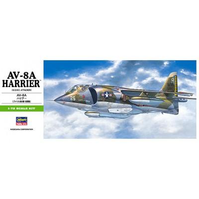 MCDONNELL DOUGLAS AV-8 A HARRIER