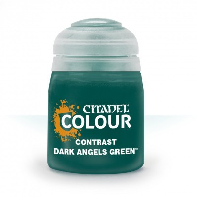 Contrast: DARK ANGEL GREEN (18 ml) - Games Workshop 29-20