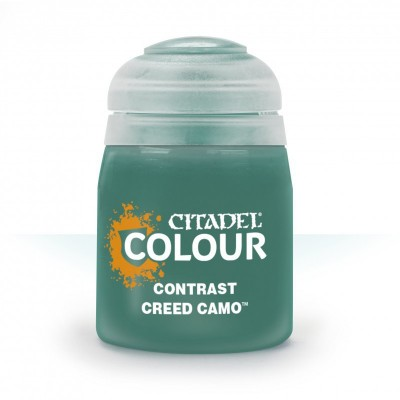 Contrast: CREED CAMO (18 ml) - Games Workshop 29-23