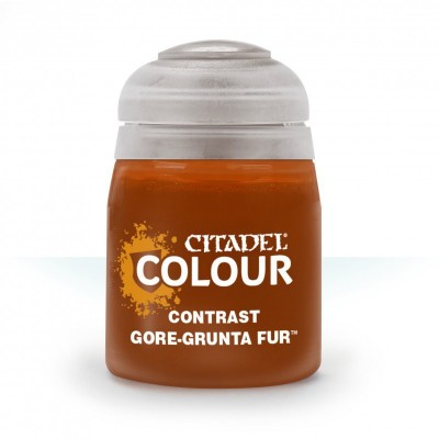 Contrast: GORE-GRUNTA FUR (18 ml) - Games Workshop 29-28