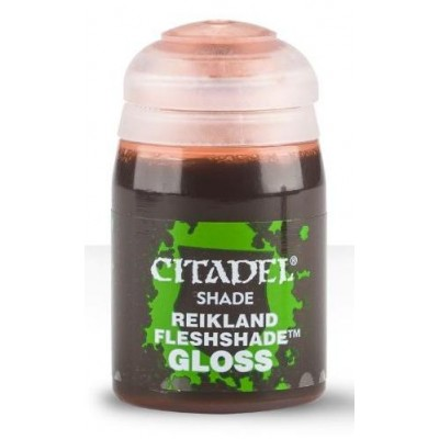 Shade: REIKLAND FLESHSHADE GLOSS (24 ml) - Games Workshop 24-27
