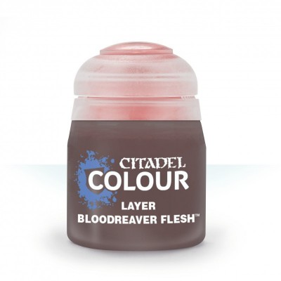 Layer: BLOODREAVER FLESH (12 ml) - Games Workshop 22-92