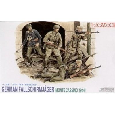 FALLSCHIRMHAGER - escala 1/35- Dragon 6005
