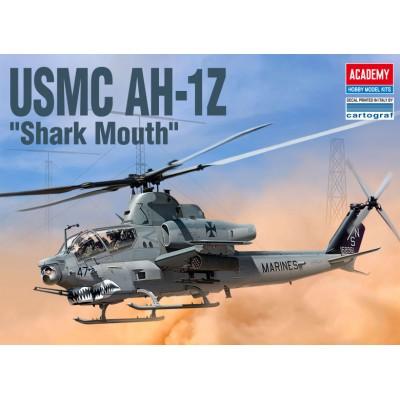 """BELL AH-1 Z COBRA """"Shark Mouth"""" -1/35- Academy 12127"""