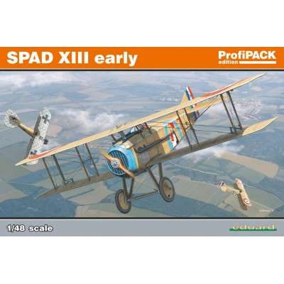 SPAD XIII (Early) -1/48- Eduard 8197