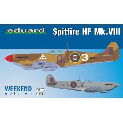SUPERMARINE SPITFIRE MK-VIII HF -1/48- Eduard 84132