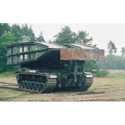 CARRO POSAPUENTES M-60 AVLB -1/35- Dragon Models 3591