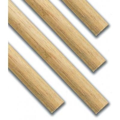 VARILLA REDONDA TILO (3 x 1.000 mm) 5 unidades