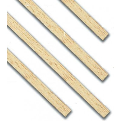 CHAPA FORRO TILO (0,6 x 5 x 1.000 mm) 25 unidades