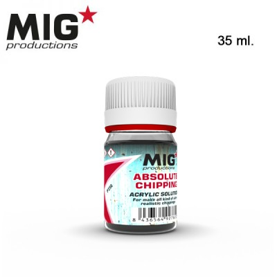 ABSOLUTE CHIPPING (35 ml) - Mig Productions P250