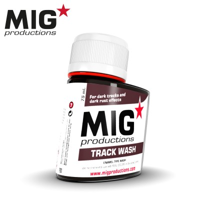 TRACK WASH (75 ml) - MIG Productions P280