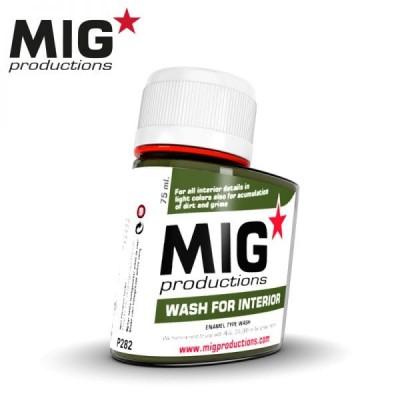INTERIOR WASH (75 ml) - MIG Productions P282