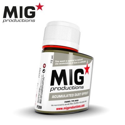 ACUMULATED DUST EFFECT (75 ml) - MIG Productions P299