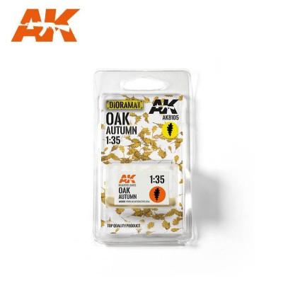 OAK AUTUMN 1/35 - AK Interactive AK8105