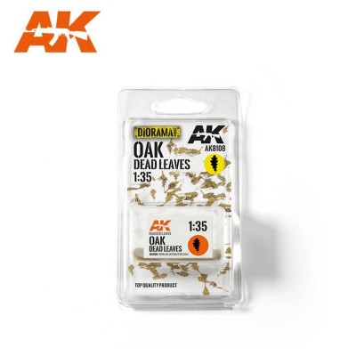 OAK DEAD LEAVES 1/35 - AK Interactive AK8108