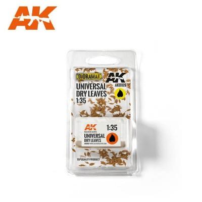UNIVERSAL DRY LEAVES 1/35 - AK Interactive AK8109