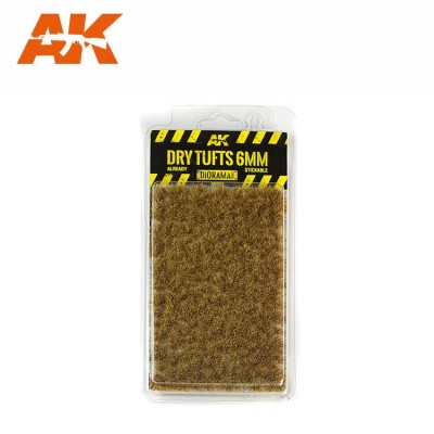 DRY TUFTS (6 mm) - AK Interactive AK8117