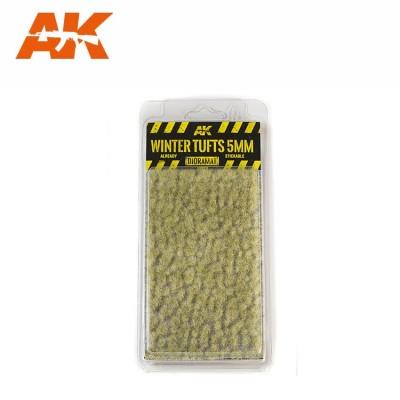 SUMMER GREEN TUFTS (6 mm) - AK Interactive AK8120