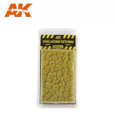 DENSE AUTUMN TUFTS (8 mm) - AK Interactive AK8129