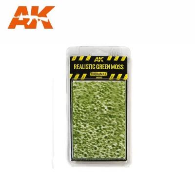REALISTIC GREEN MOSS - AK Interactive AK8132