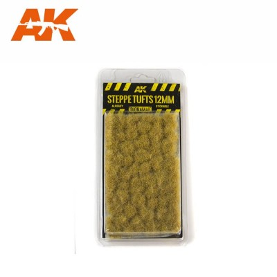 STEPPE TUFTS (12 mm) - AK Interactive AK8125