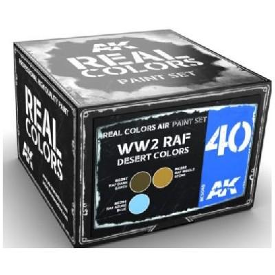 RAF DESERT COLORS - AK Interactive RCS040