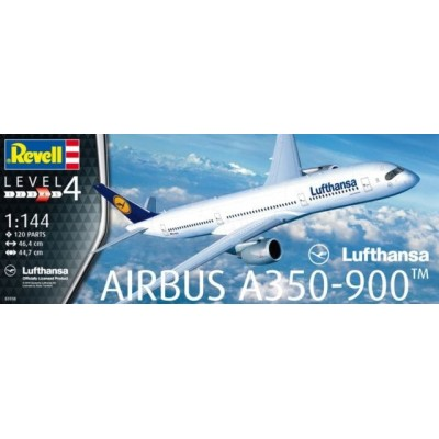 AIRBUS A350-900 Lufthansa -1/144- Revell 03881