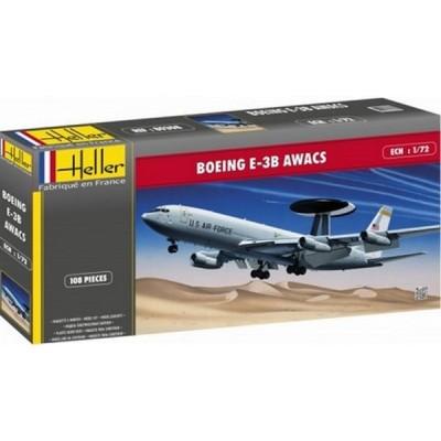 BOEING E-3 A/C AWACS - SENTRY - Heller 80308