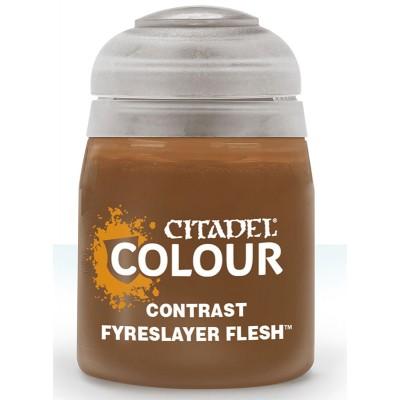 Contrast: FIRESLAYER FLESH (18 ml) - Games Workshop 29-31