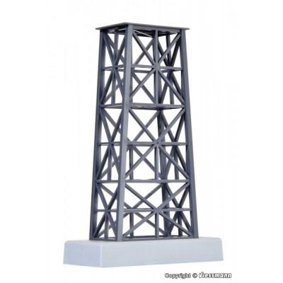 SOPORTE CENTRAL PUENTE FERROVIARIO (8,9 x 4 x 14 cms) - ESCALA H0 - KIBRI 39753