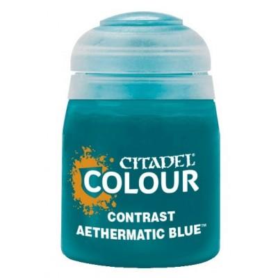 Contrast: AETHERMATIC BLUE (18 ml) - Games Workshop 29-41