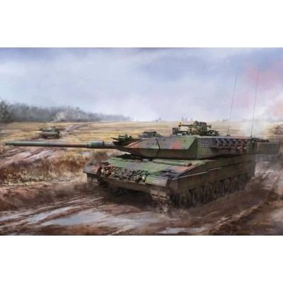 CARRO DE COMBATE LEOPARD 2 A5/A6 -1/35- Border Model BT-002