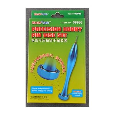 POTABROCAS DE PRECISION CON BROCAS - Trumpeter Master Tools 09986