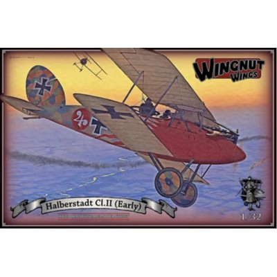 HALBERSTADT Cl.II (Early) -1/32- Wingnut Wings 32049