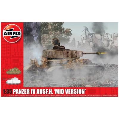 CARRO DE COMBATE SD.KFZ.161 Ausf. H PANZER IV 1/35 - Airfix A1351