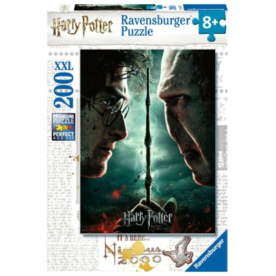 PUZZLE 200 PZS XXL HARRY POTTER VS VOLDEMORT - RAVENSBURGER 12870