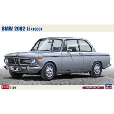BMW 2002 ti (1968) -1/24- Hasegawa 20354