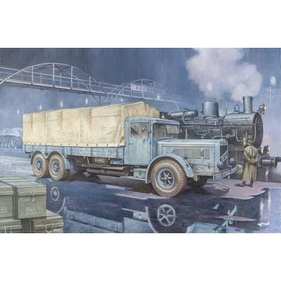 CAMION VOMAG 8LR LKW -1/72- Roden 738